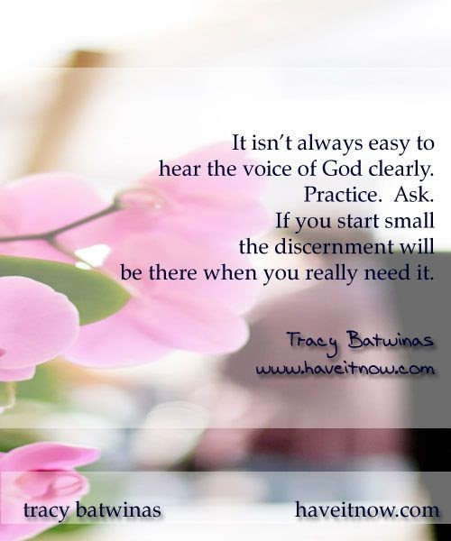 Do You Have Solid Discernment?
