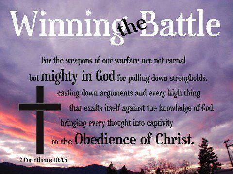 A New Level of Spiritual Warfare, Part 3